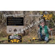 Garrett Ace 400i Dedektor - 10 Khz - En Uygun Fiyat İçin Tıklayınız